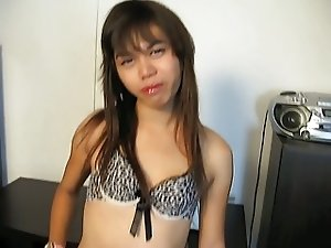 Thai Femboy Bo With Small Cock.