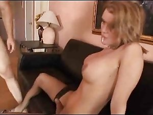 Ashay Astrid In Stockings Fucked