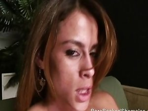 Tranny Fetish Hottie Loves Fucking